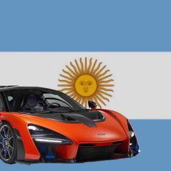 McLaren en Argentina
