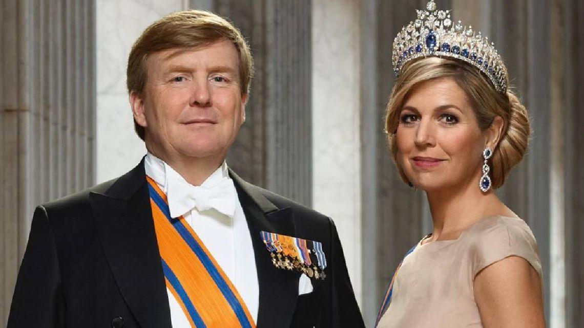 Máxima de Holanda, su palacio