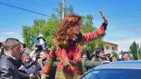 Cristina Kirchner Río Gallegos