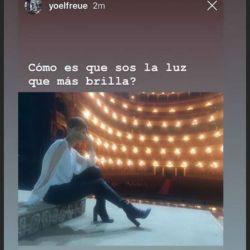 Marco Yoel Freue es el nuevo novio de Cristina Pérez