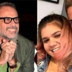 Morena Rial y Jorge Rial
