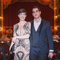 Yoel Freue y Cristina Pérez