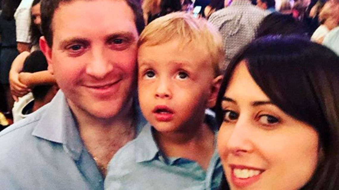 Jonatan Viale será papá de un varón.