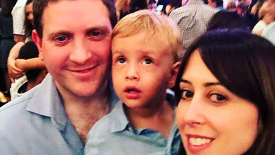 Jonatan Viale será papá de un varón