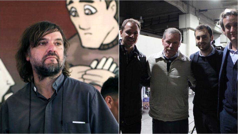 """El sacerdote José María """"Pepe"""" Di Paola defendió la iniciativa de Juan Carr con River."""