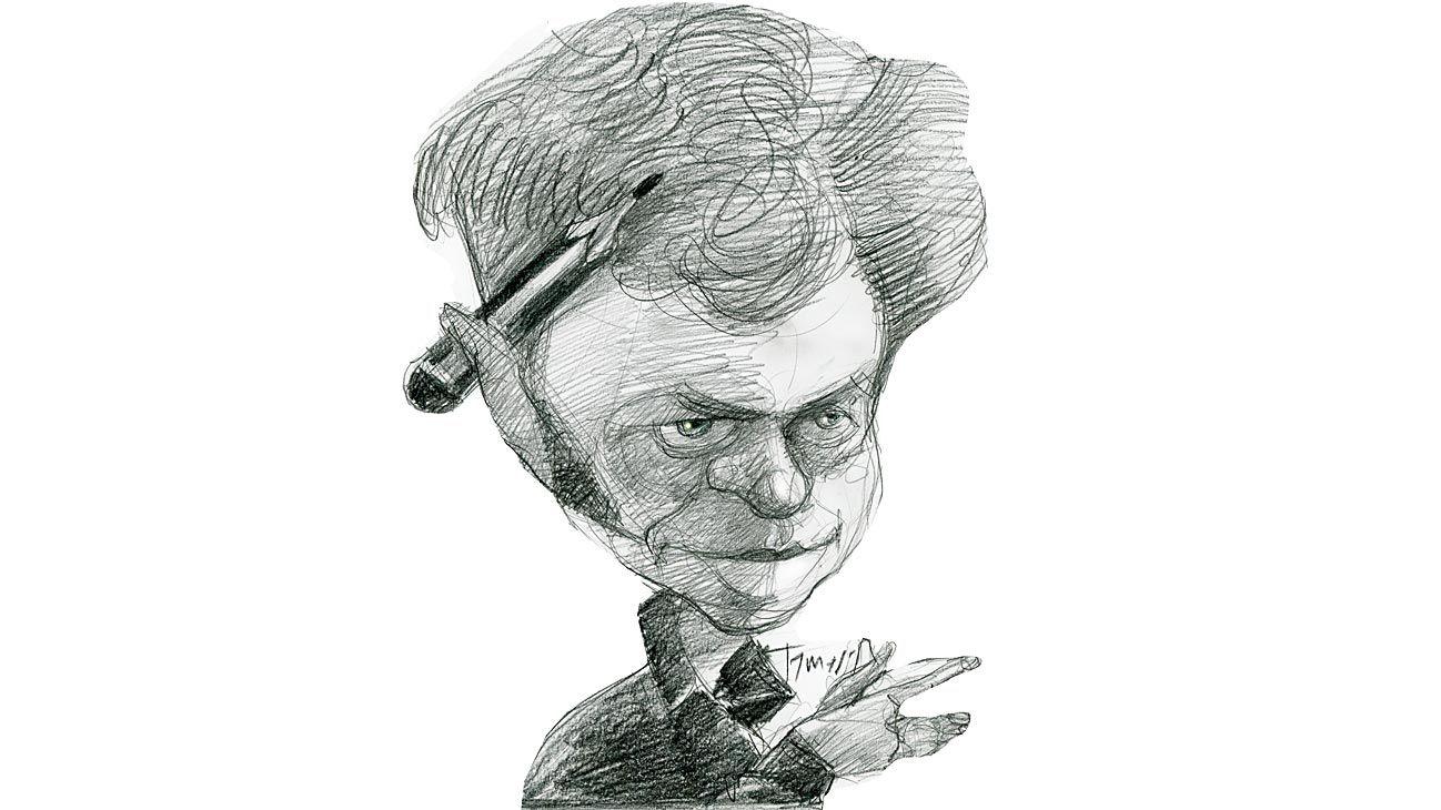 Sacando punta al lápiz, Axel Kicillof.