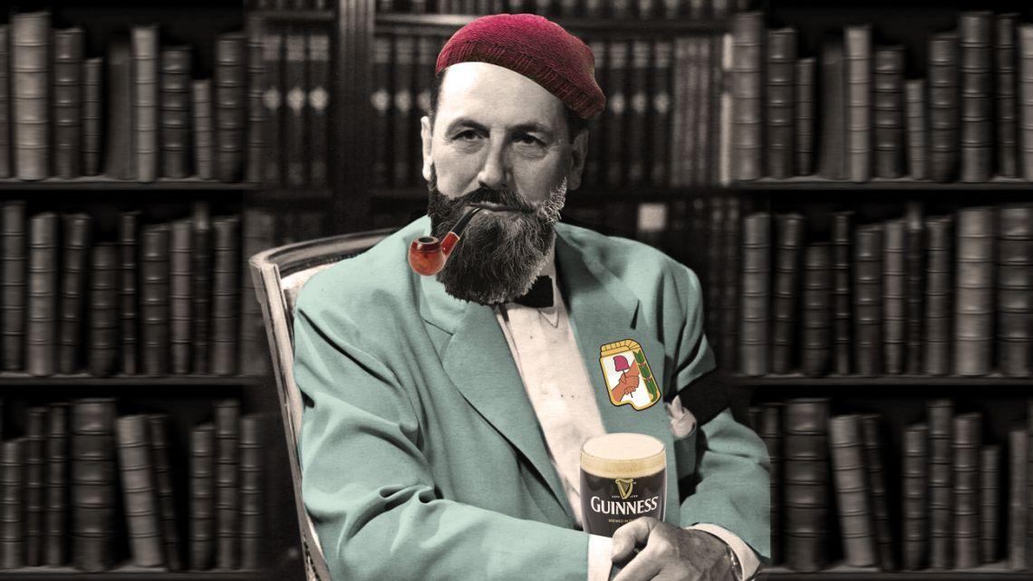 Hipster Perón.