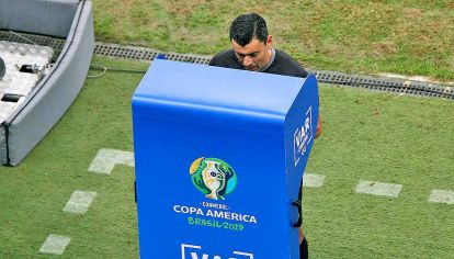 Margen de error. También habría que reducir el orgullo de algunos árbitros.