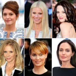 Algunas de las actrices que denunciaron al ex productor