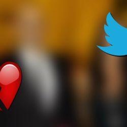 El recién separado avisó por Twitter