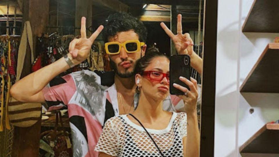 Las fotos de Tini Stoessel y Sebastián Yatra, tras el video hot