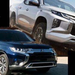 Mitsubishi lanza la L200 y el Outlander