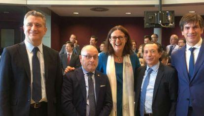 Jorge Faurie celebró el acuerdo del Mercosur - Unión Europea.