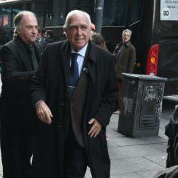 El último adiós de Fernando de La Rúa en el Congreso/ Fotos: Ernesto Pagés.