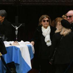 La despedida de Fernando De la Rúa en el Congreso/ Fotos: Ernesto Pagés.