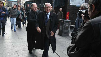 El abogado Ricardo Gil Lavedra.