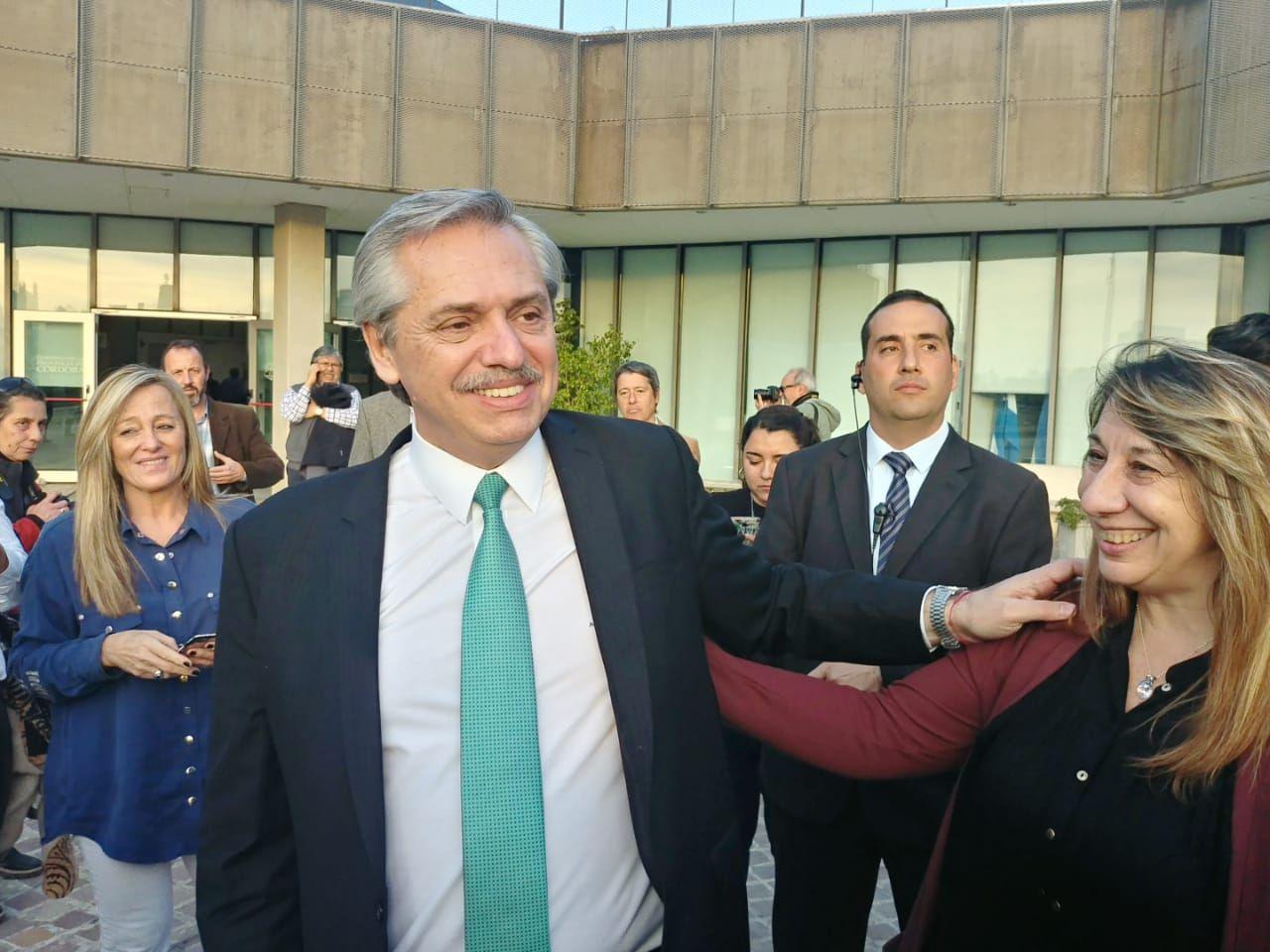 """Alberto F.: """"Pido perdón a Córdoba por desinteligencias durante el gobierno de CFK"""""""