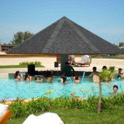 El área del resort Altos del Arapey es tan grande que hay espacios de intimidad y paz para todos.