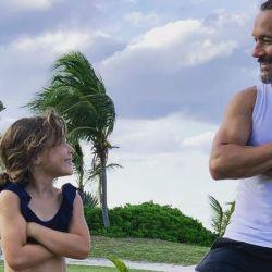 El dulce y sentimental mensaje de Diego Torres a su pequeña hija