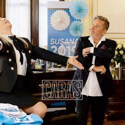 El regreso electoral de Susana Giménez 2019