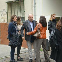 El último adiós a Fernando de la Rua