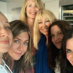 La impactante foto de Jennifer Aniston sin maquillaje