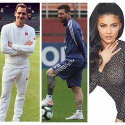 Quiénes son las celebridades mejor paga del mundo