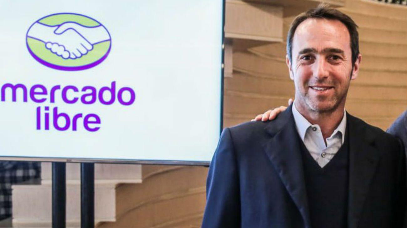 Marcos Galperín, el director ejecutivo de Mercado Libre.