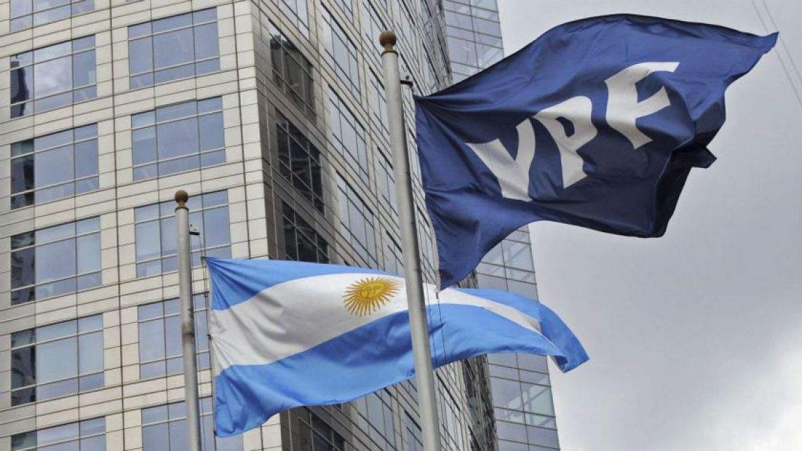 YPF offices (file)
