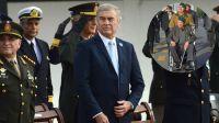 El ministro de Defensa Oscar Aguad dijo que Aldo Rico tiene derecho a desfilar.