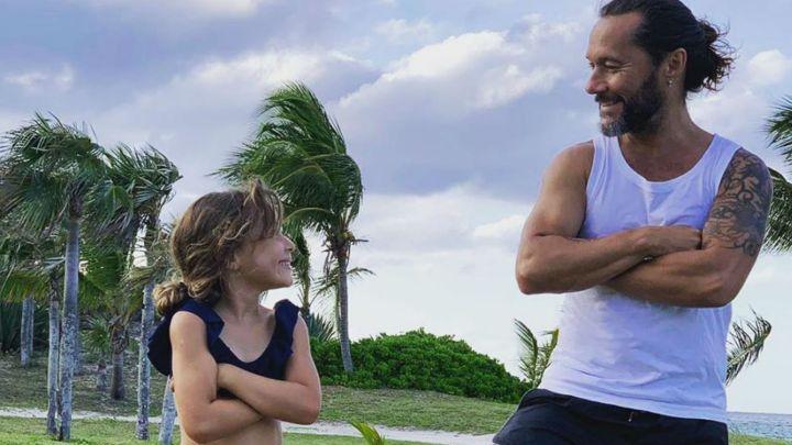 Diego Torres contó cómo transita la cuarentena en su casa junto a su familia