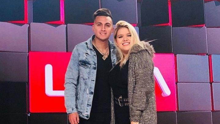 Morena Rial y Enrique Sanchez: Todos los detalles de su primer salida como novios