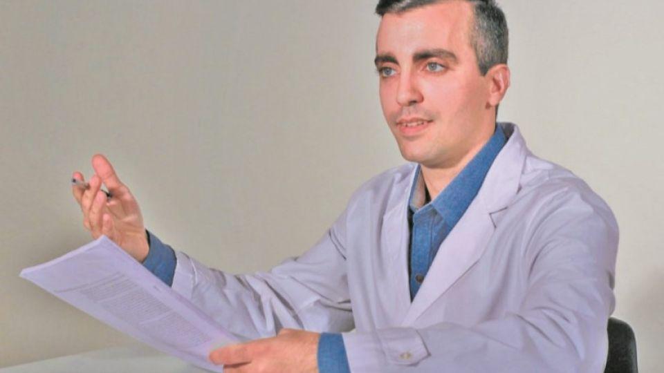 Dr. Gabriel Ercoli