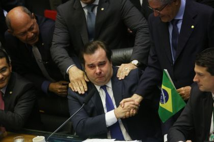 Brazil's Lower House Votes On President Bolsonaro's Flagship Pension Proposal