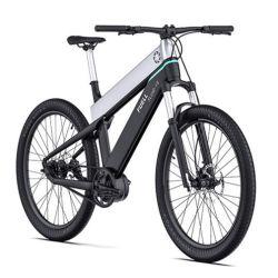 La bicicleta Fluid-1 se puede reservar también en la web, a partir de abril y su precio arrancará en U$S 3.295.