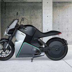 lanzando Fuell la moto eléctrica que llevará por nombre Flow-1 y estará disponible en dos potencias: 11 kW, que equivale a una moto de 125 cc, y 35 kW, que será conocida como Flow-1S