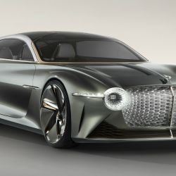 Bentley EXP 100 GT.
