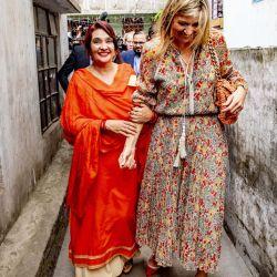 Máxima en Bangladesh