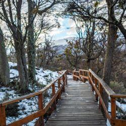 Tierra del Fuego, con Ushuaia como principal núcleo turístico, alberga al parque más austral del país.