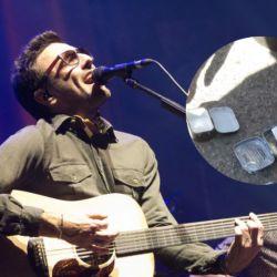 El cantante de NTVG fue detenido con LSD y metanfetaminas
