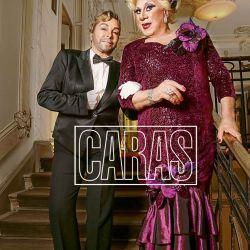 "Raúl Lavié y su esposa, Laura, ""Drags"""