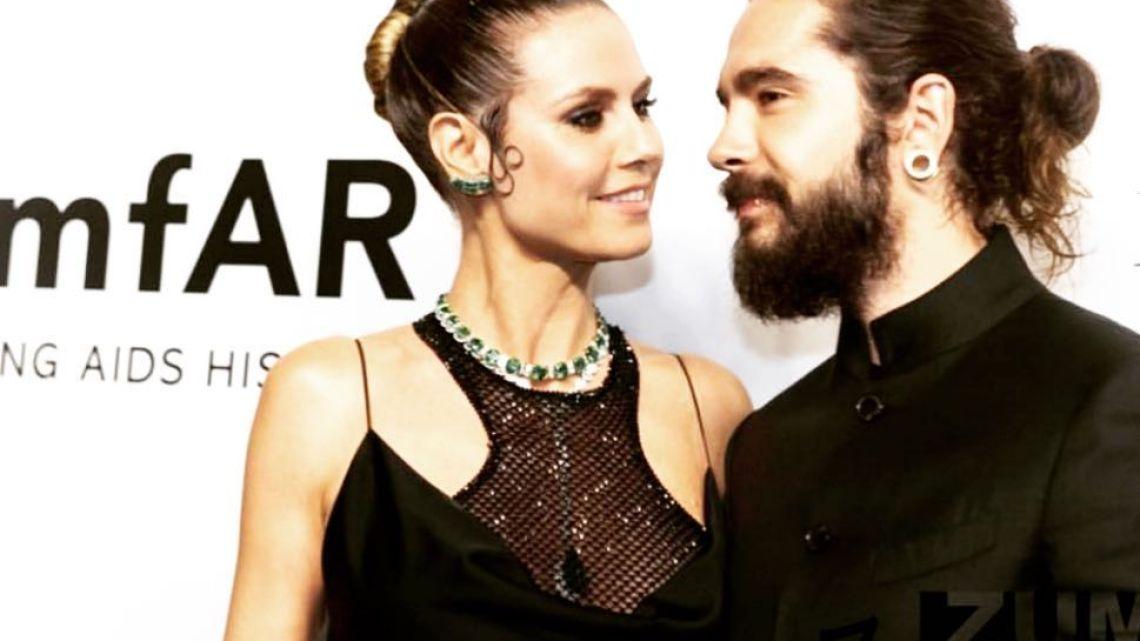 Heidi Klum se casó en secreto con un famoso músico