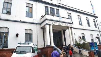 Hospital General de Agudos Dr. I. Pirovano.