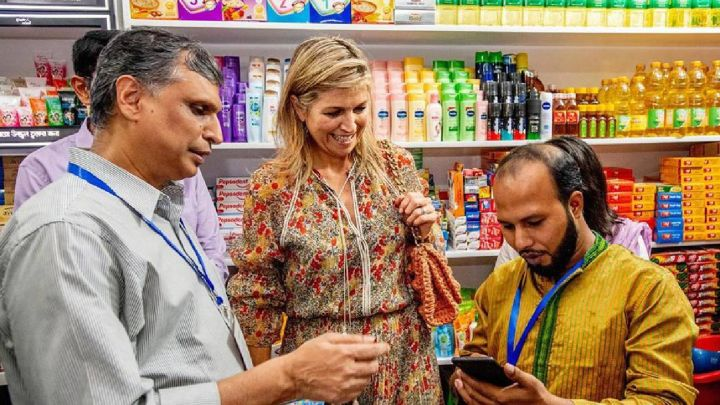 Como una simple mortal: Máxima de Holanda fue al supermercado