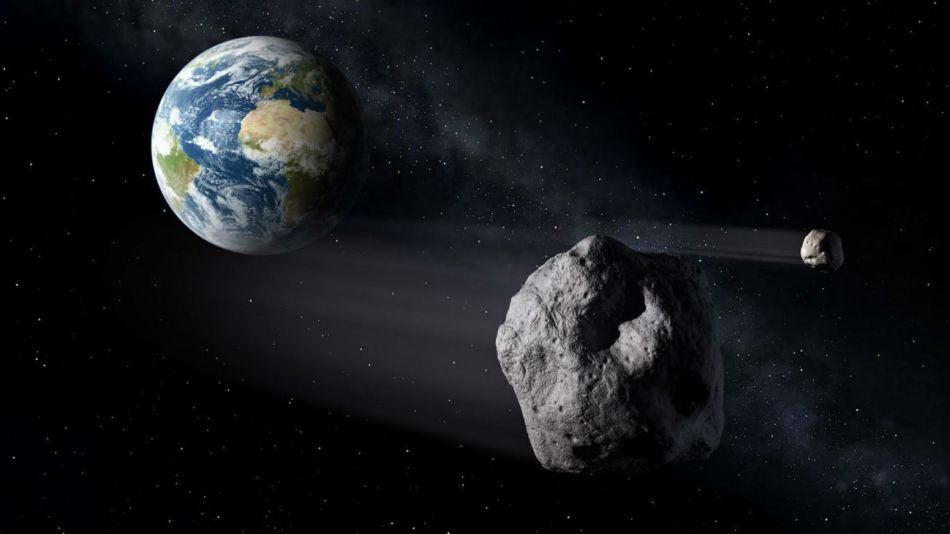 La NASA considera a un asteroide peligroso si se acerca a menos de 0,05 unidades astronómicas.