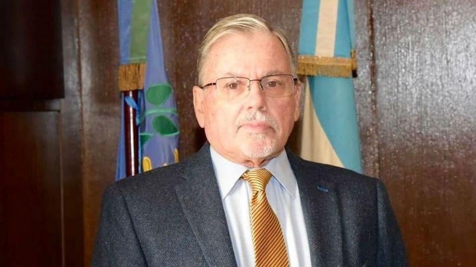 El presidente de la Suprema Corte bonaerense, Eduardo De Lázzari.