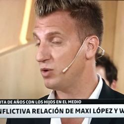 Maxi López destrozó sin piedad a Wanda Nara