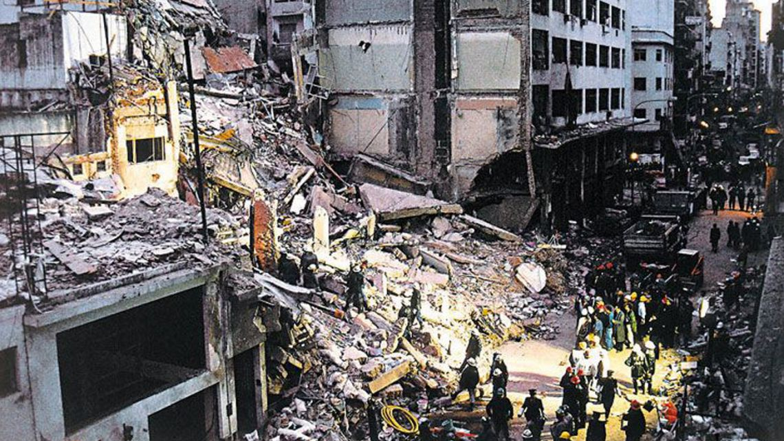 Next Thursday will be the 25th anniversary of the terrorist bombing of the AMIA Jewish community centre, which left 85 dead and over 300 injured.