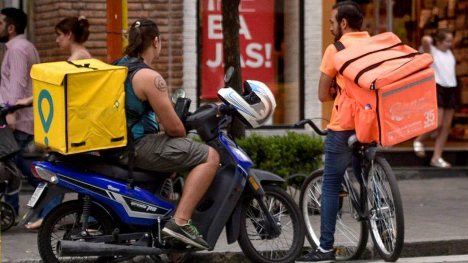 La Justicia quiere que los servicios de mensajeria sean reglamentados y que haya capacitación a conductores.