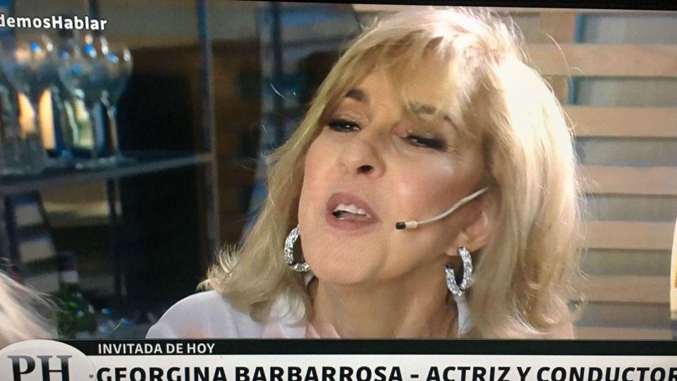 Georgina Barbarossa destrozó a Miriam Lanzoni